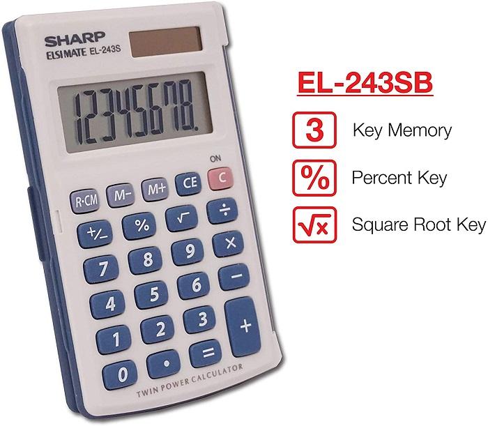 فروش و تعمیر ماشین حسابهای شارپ 2186